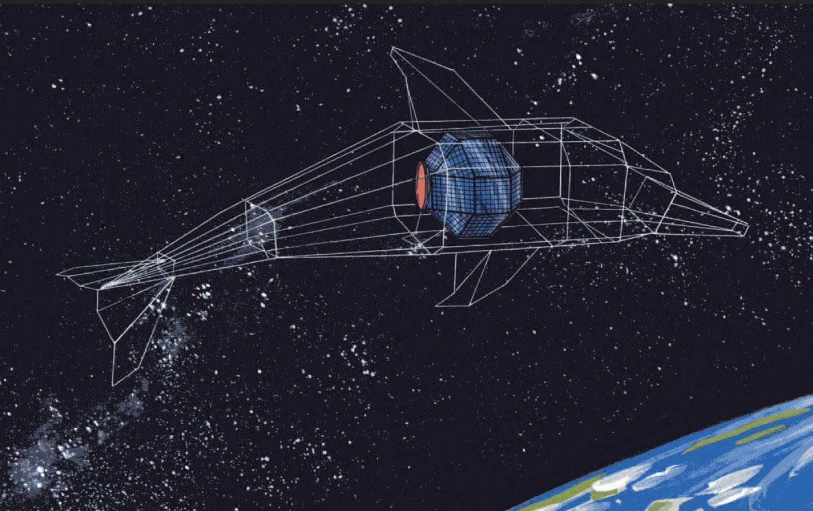 Space exploration essay title