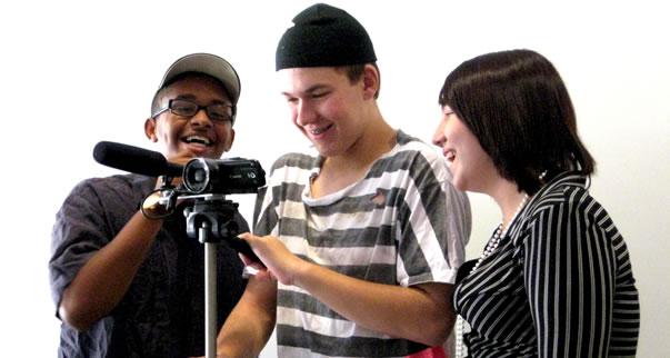 DIY Video Camp for Teens 2011